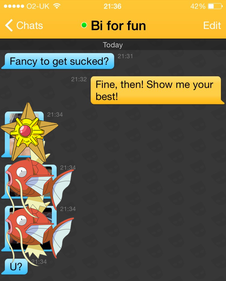 Funny grindr quotes