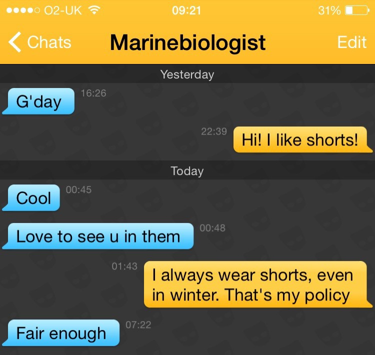 I Joined Grindr And Only Used Trainer Quotes From Pokmon Red