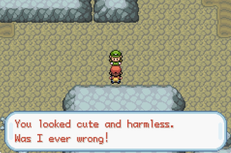 You looked cute and harmless Was I ever wrong