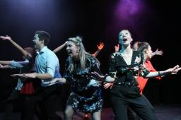 5, 6, 7, 8! Yep, we really just did a Steps musical