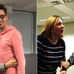 Christmas Farce opens this week – with bonus Anita Dobson!