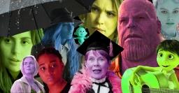 Top 25 films of 2018